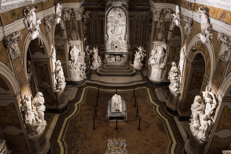 museo cappella sansevero naples italy 1 This Tiny Chapel is Home to Some of the Greatest Marble Sculptures in History