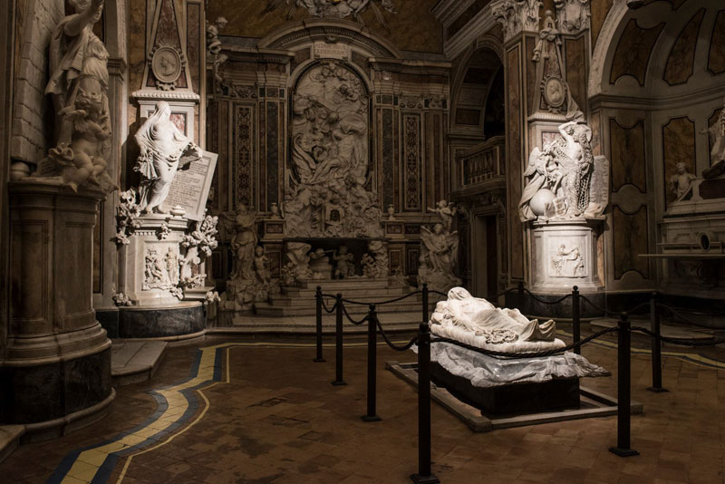 museo cappella sansevero naples italy 3 This Tiny Chapel is Home to Some of the Greatest Marble Sculptures in History