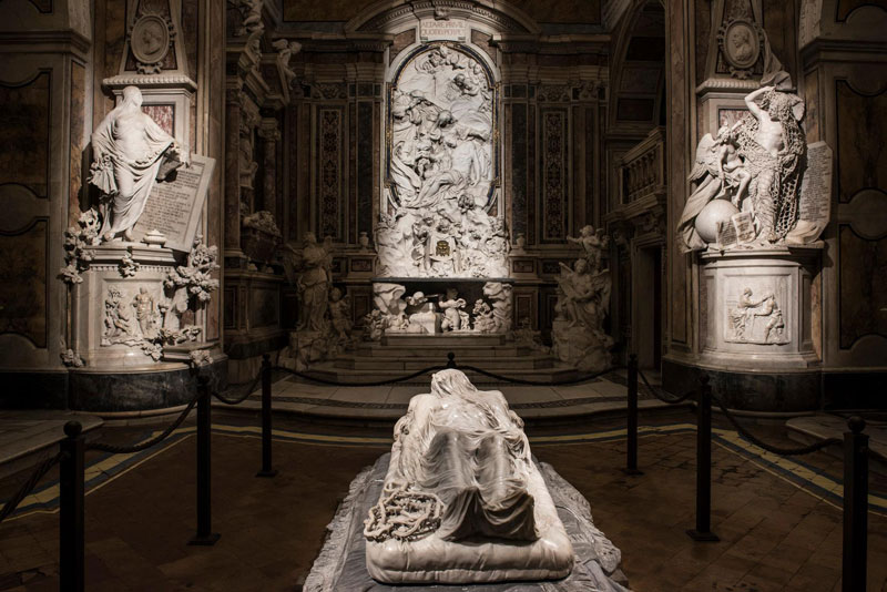 museo cappella sansevero naples italy 4 This Tiny Chapel is Home to Some of the Greatest Marble Sculptures in History