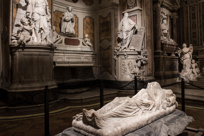museo cappella sansevero naples italy 5 This Tiny Chapel is Home to Some of the Greatest Marble Sculptures in History