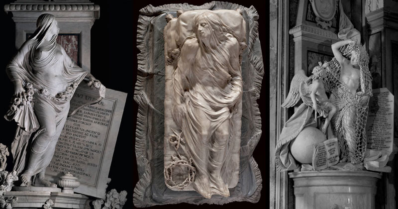 This Tiny Chapel is Home to Some of the Greatest Marble Sculptures in History