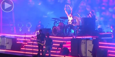 The Killers Brought a Fan on Stage and He Killed It In Front of 65,000People