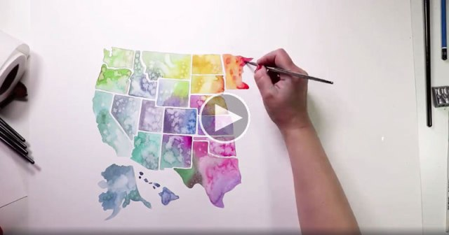 Watercolor USA, A Timelapse «TwistedSifter on usa map decor, usa map plane, usa map franklin, usa map with features, usa map vinyl, usa map chalkboard, usa map texture, usa map area rugs, usa map graffiti, usa map puzzle pieces, usa map detail, usa map water, usa map decal, usa map mural, usa map sheet, usa map curtains, usa map powerpoint, usa map food, usa map wrapping paper, usa map flag,
