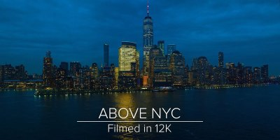 An Amazing Flyover of New York in a Resolution Higher Than Your Monitor CanHandle