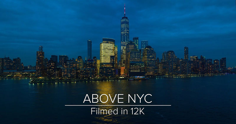 An Amazing Flyover of New York in a Resolution Higher Than Your Monitor Can Handle