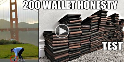 Dropping 200 Wallets Across America Produced Some Surprising Results