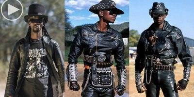 The Death Metal Cowboys ofBotswana