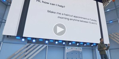 Google Just Demoed Its Assistant Making Actual F%*&$!@ Phone Calls