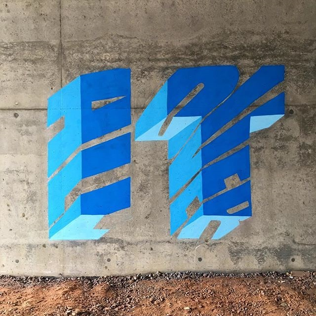 graffiti artist pref puts artistic spin on word riddles 11 Graffiti Artist Puts Artistic Spin on Word Riddles (17 Pics)