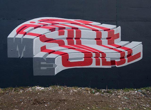 graffiti artist pref puts artistic spin on word riddles 12 Graffiti Artist Puts Artistic Spin on Word Riddles (17 Pics)