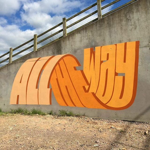 graffiti artist pref puts artistic spin on word riddles 14 Graffiti Artist Puts Artistic Spin on Word Riddles (17 Pics)