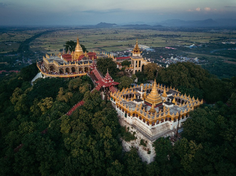 myanmar temples from above by dimitar karanikolov 4 The Amazing Temples of Myanmar from Above (10 Photos)