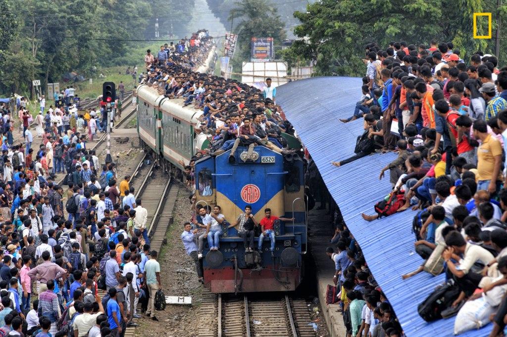 All Aboard inBangladesh