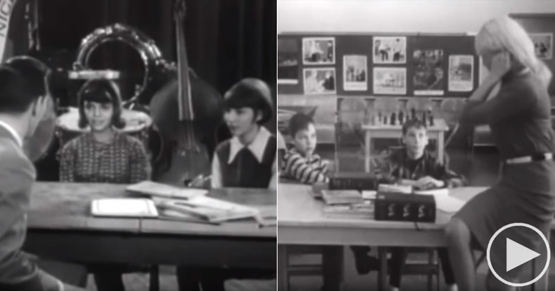 The 1965 Candid Camera Episode with the 'Hot Teacher' is Priceless