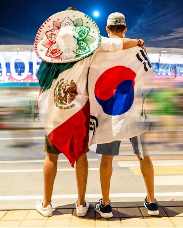 mexico thanking koreans 2 The Definitive Compilation of Mexico Thanking Korea for Beating Germany