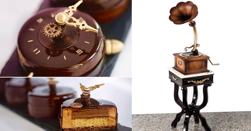 This Pastry Chef Can Make Absolutely Anything Out ofChocolate