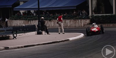 This HQ 70mm Footage of the 1962 Monaco Grand Prix isIncredible
