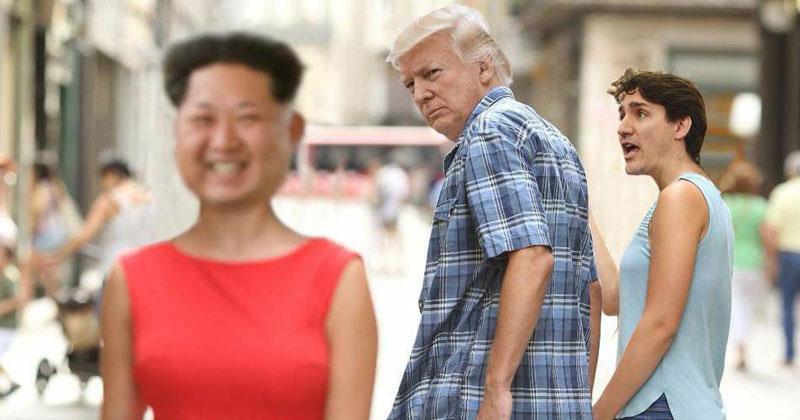 trump kim trudeau meme The Shirk Report – Volume 478