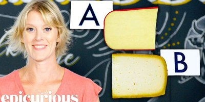 Cheese Expert Guesses Cheap vs Expensive Cheeses