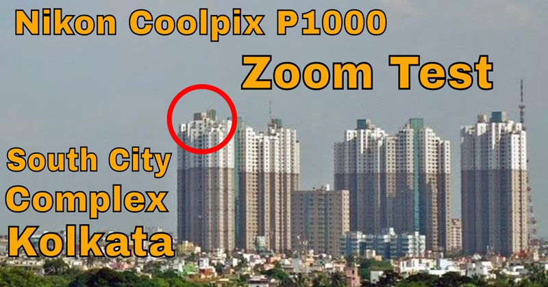 The 3000mm Zoom on this Nikon Coolpix P1000 is Ridiculous