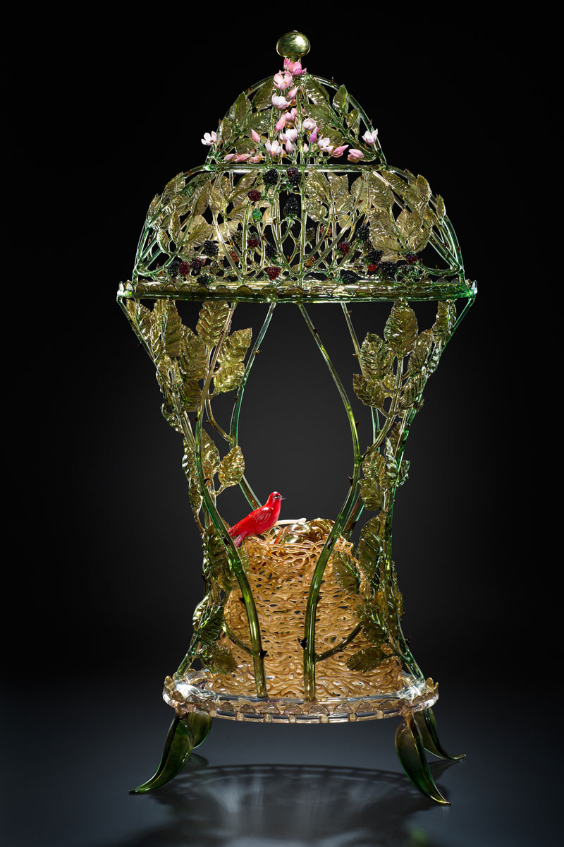 glass sculptures by janis miltenberger 10 Some of the Most Intricate and Beautiful Glass Sculptures You Will See
