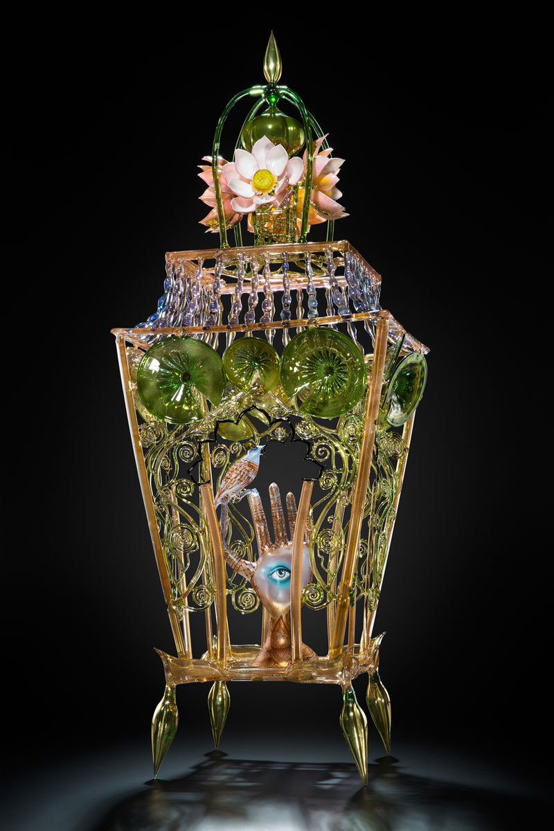 glass sculptures by janis miltenberger 12 Some of the Most Intricate and Beautiful Glass Sculptures You Will See