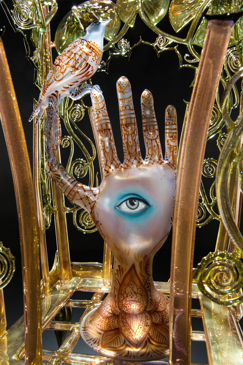 glass sculptures by janis miltenberger 13 Some of the Most Intricate and Beautiful Glass Sculptures You Will See
