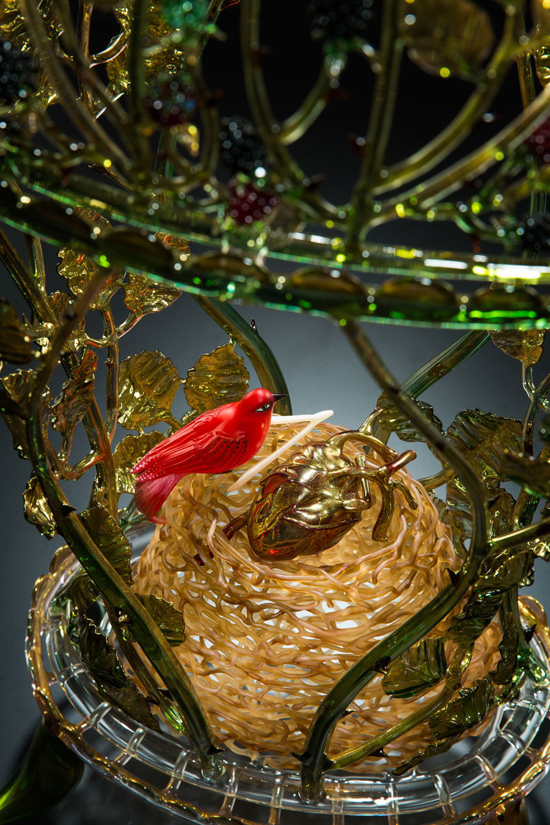 glass sculptures by janis miltenberger 9 Some of the Most Intricate and Beautiful Glass Sculptures You Will See