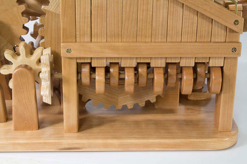 gravity well marble machines by larry marley 8 The Fantastic Gravity Well Marble Machines of Larry Marley