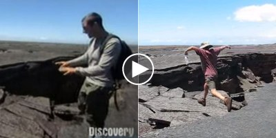 Guy Exposes Bear Grylls in Hilarious Fashion