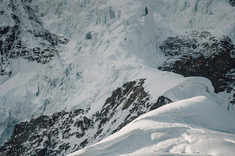 k2 first descent on skis andrzej bargiel red bull july 22 2018 6 First Descent: Polish Mountaineer Andrzej Bargiel Skies Down From the Top of K2