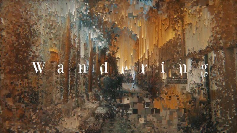 An Artist's Dreamlike Stroll Through the Streets ofParis
