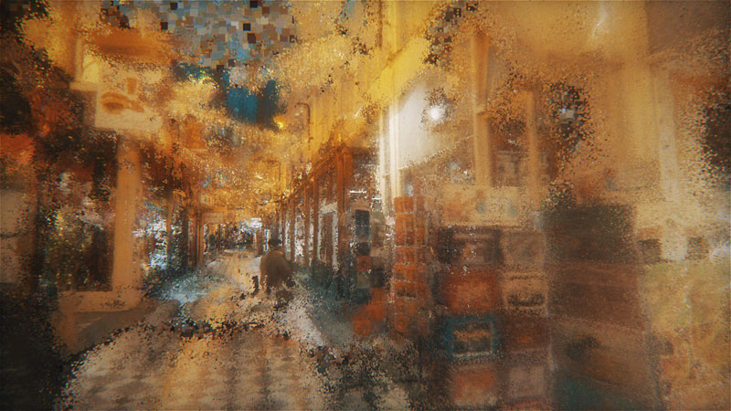 paris wandering by benjamin bardou 10 An Artists Dreamlike Stroll Through the Streets of Paris