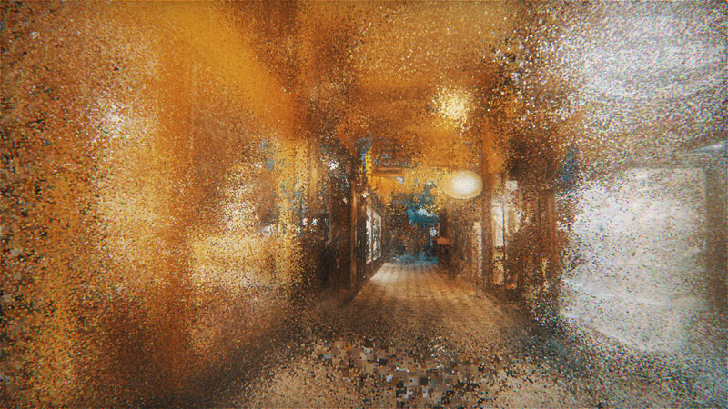 paris wandering by benjamin bardou 13 An Artists Dreamlike Stroll Through the Streets of Paris