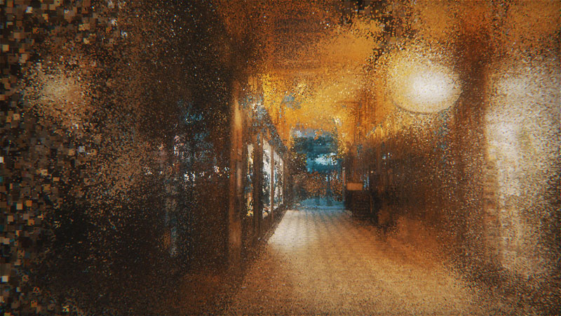paris wandering by benjamin bardou 14 An Artists Dreamlike Stroll Through the Streets of Paris