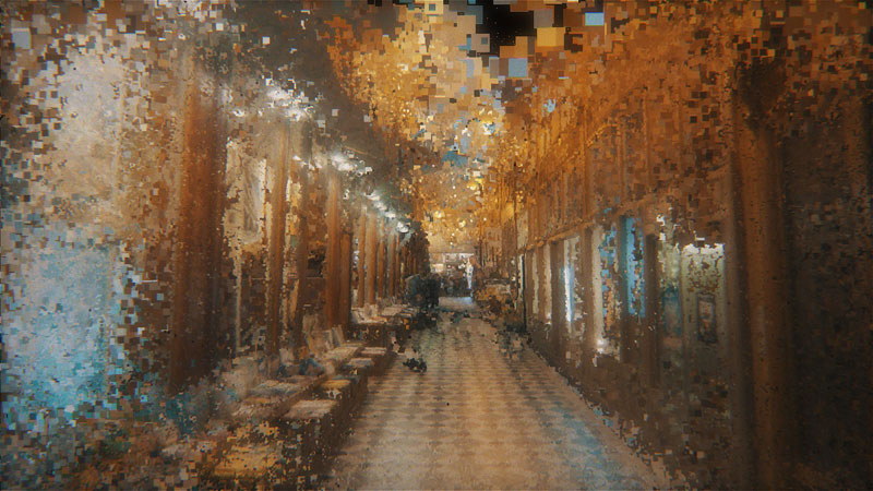 paris wandering by benjamin bardou 4 An Artists Dreamlike Stroll Through the Streets of Paris