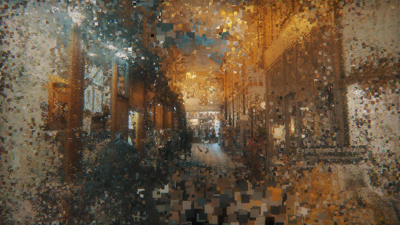 paris wandering by benjamin bardou 5 An Artists Dreamlike Stroll Through the Streets of Paris