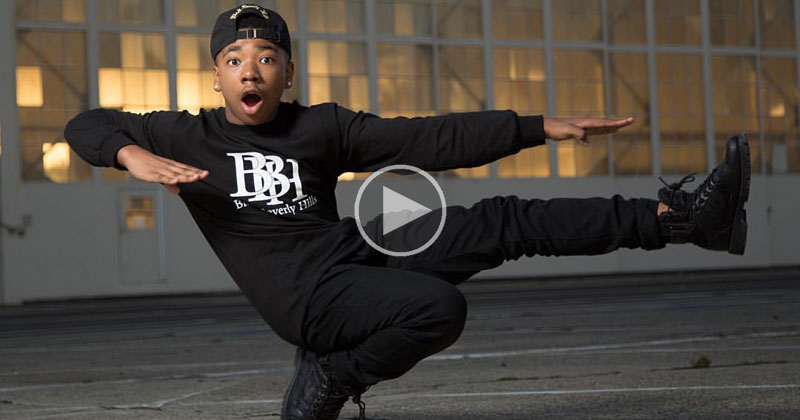 This Guy Can Literally Dance toAnything