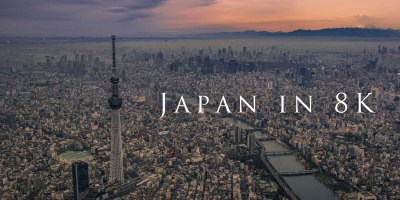 This 8K Tour of Japan is Simply Breathtaking
