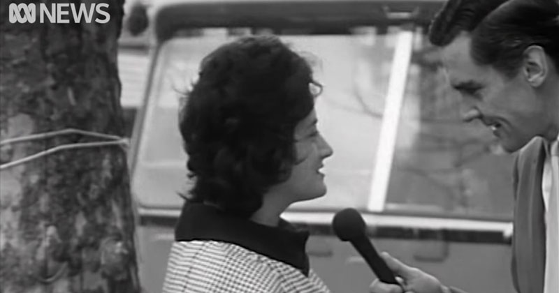 A 1960s Reporter Asks People in Sydney If There's Life on Other Planets