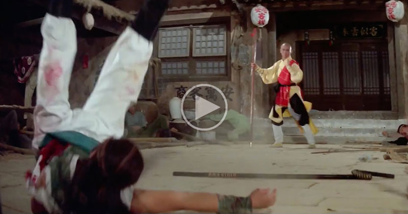 MoMA Film Curator on What Makes Lau Kar-Leung the Grandmaster of Kung Fu Films