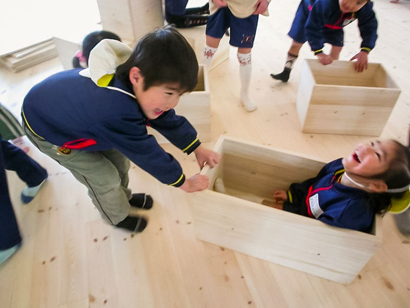 coolest kindergarten ever tezuka architects japan 16 A Japanese Architecture Firm Designed the Coolest Kindergarten Ever