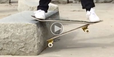 Matt Tomasello's Bootleg Boards and Weird Tricks are Why I Love Skateboarding