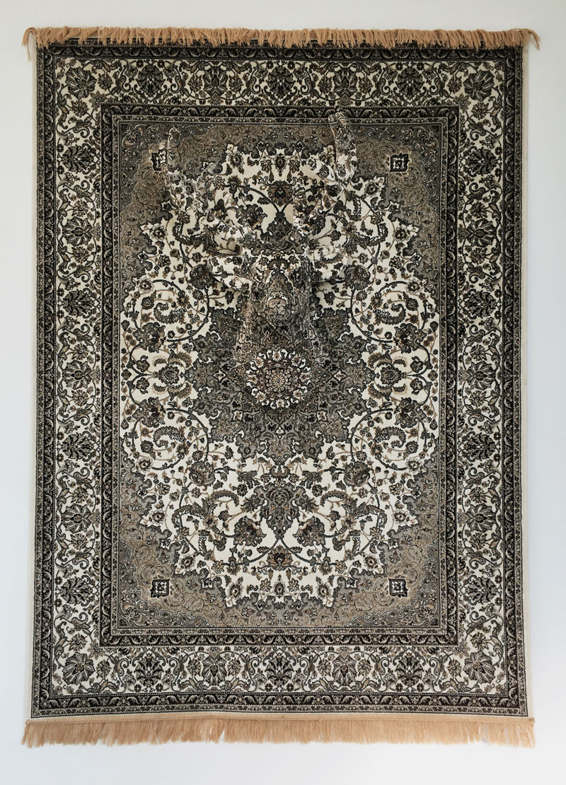 persian bear rugs by debbie lawson 7 These Persian Bear Rugs Are Awesome and I Want Them