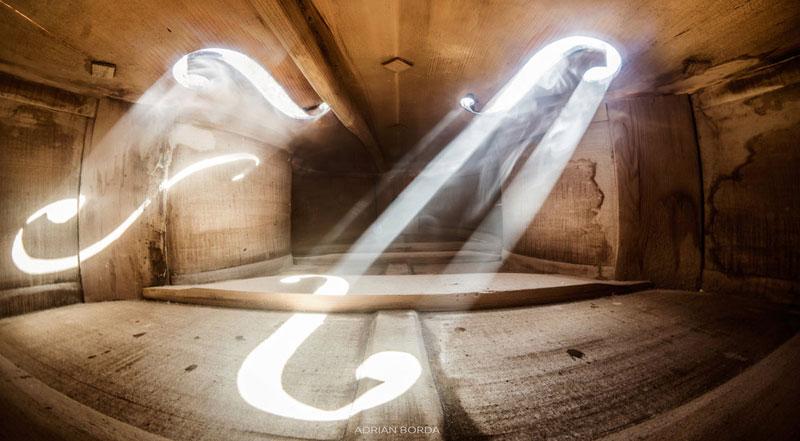 photos inside a cello 5 Amazing Photos from the Inside of a Cello
