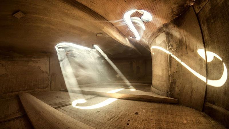 photos inside a cello 6 Amazing Photos from the Inside of a Cello
