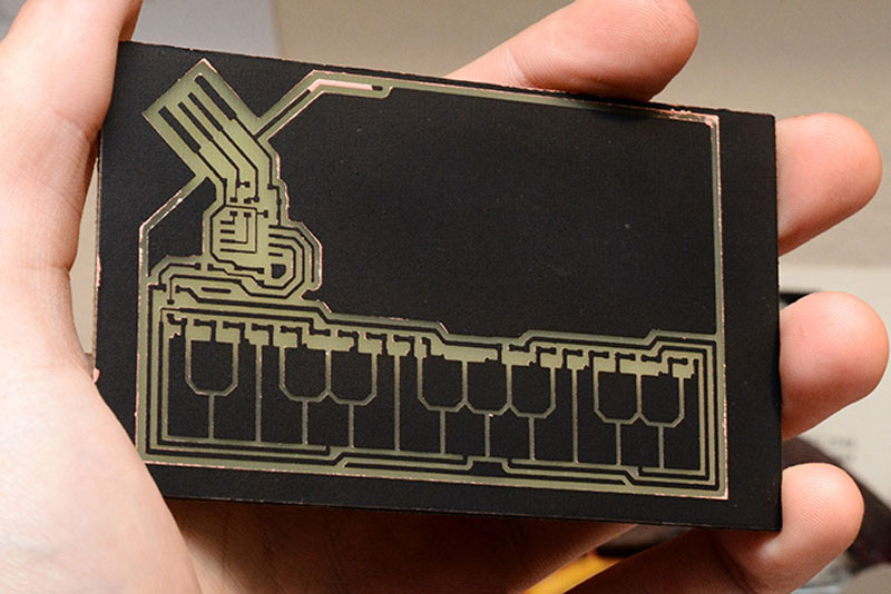stylophone business card by tim alex jacobs mixtela 3 This Guy Made a Stylophone Business Card That Creates Electronic Music