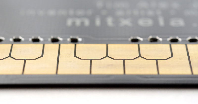 This Guy Made a Stylophone Business Card That Creates Electronic Music