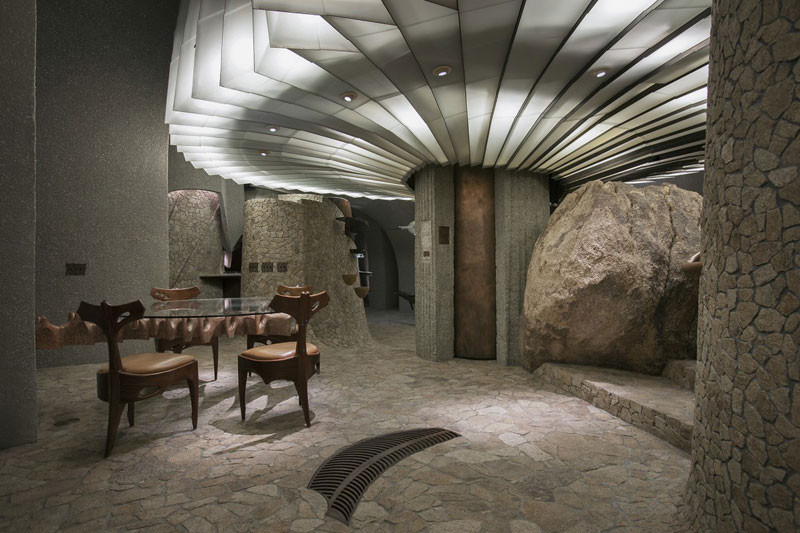 desert house by ken kellogg john vugrin 25 This Organic Desert House in Joshua Tree, CA is at One With Its Environment