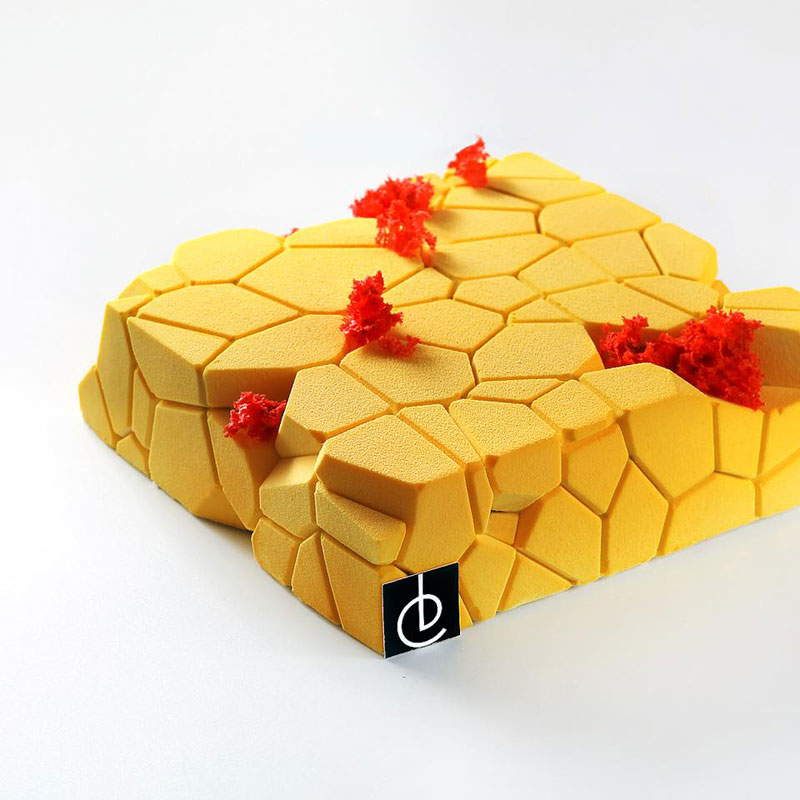 dinara kasko cake art 6 Dinara Kasko Continues to Push the Boundaries of Pastry Design (21 Photos)